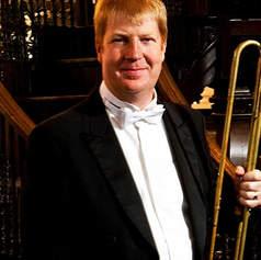 David Blackadder, trumpet