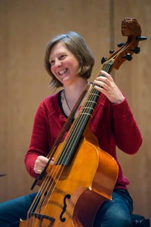 Alison McGillivray, cello