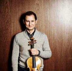 Antoine Tamestit, viola