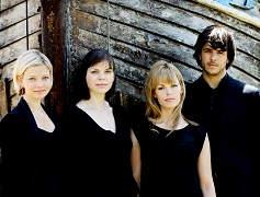 Chiaoscuro Quartet