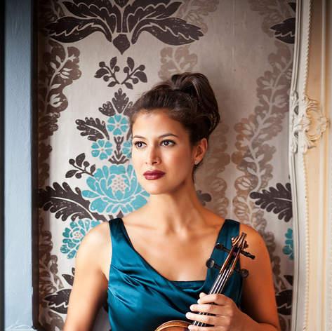 Elena Urioste, violin
