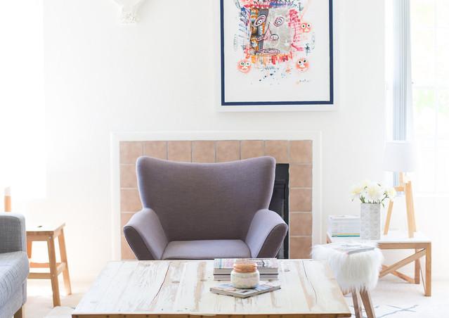 Interior Design by Celine Coly Photography by Esteban Cortez