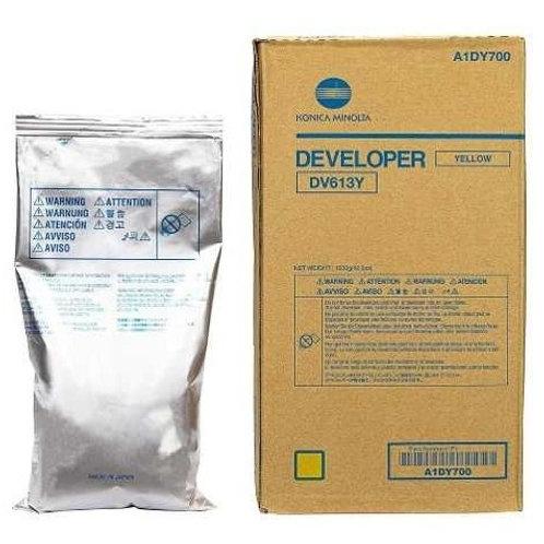 REVELADOR YELLOW MINOLTA DV613Y BH C8000