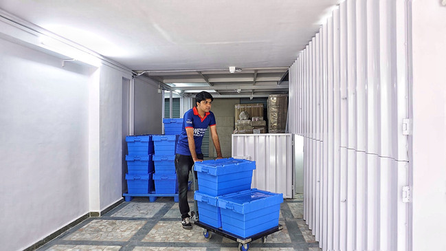 Gurukrupa Storage Solutions