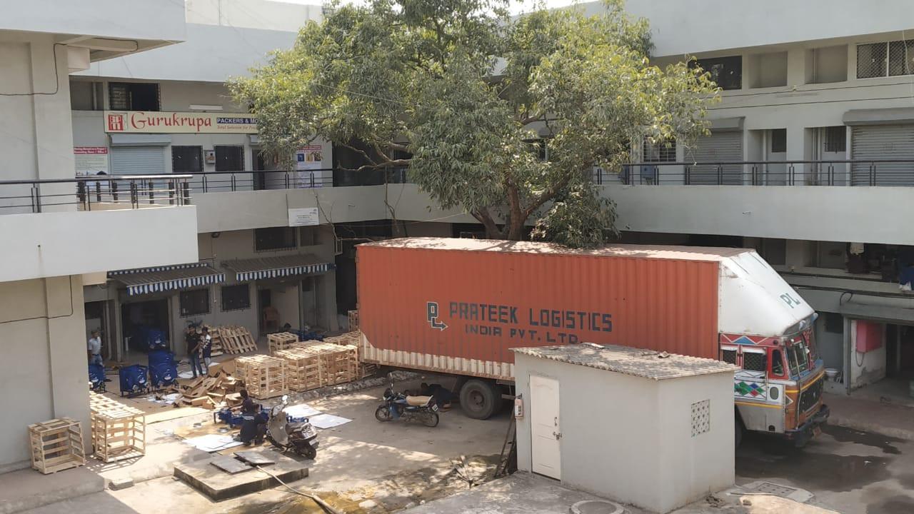 Gurukrupa Storage Solutions
