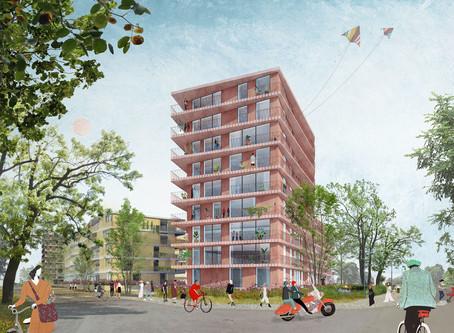 De Vernieuwde Stad: een connectieve buurt voor meerdere generaties | OO3401
