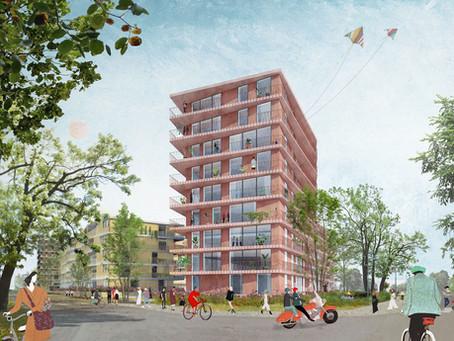 De Vernieuwde Stad: een connectieve buurt voor meerdere generaties   OO3401