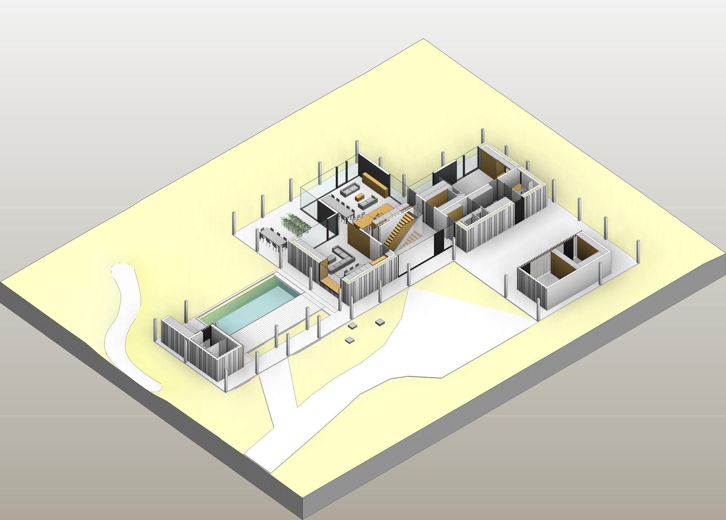 1705_ - 3D View - 00_3D_niv +0