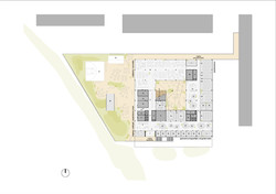 plan verdieping 2