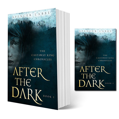 """After The Dark"" Paper back"