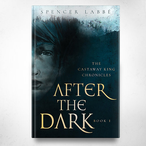 """""""After The Dark"""" Hard cover"""