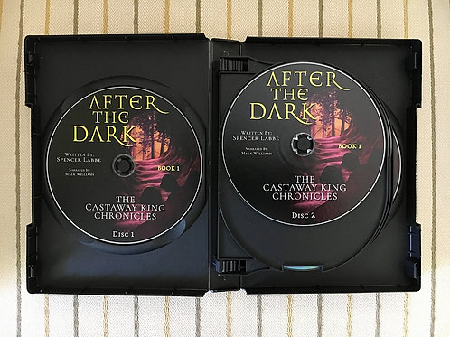 """After The Dark"" Audio Book"