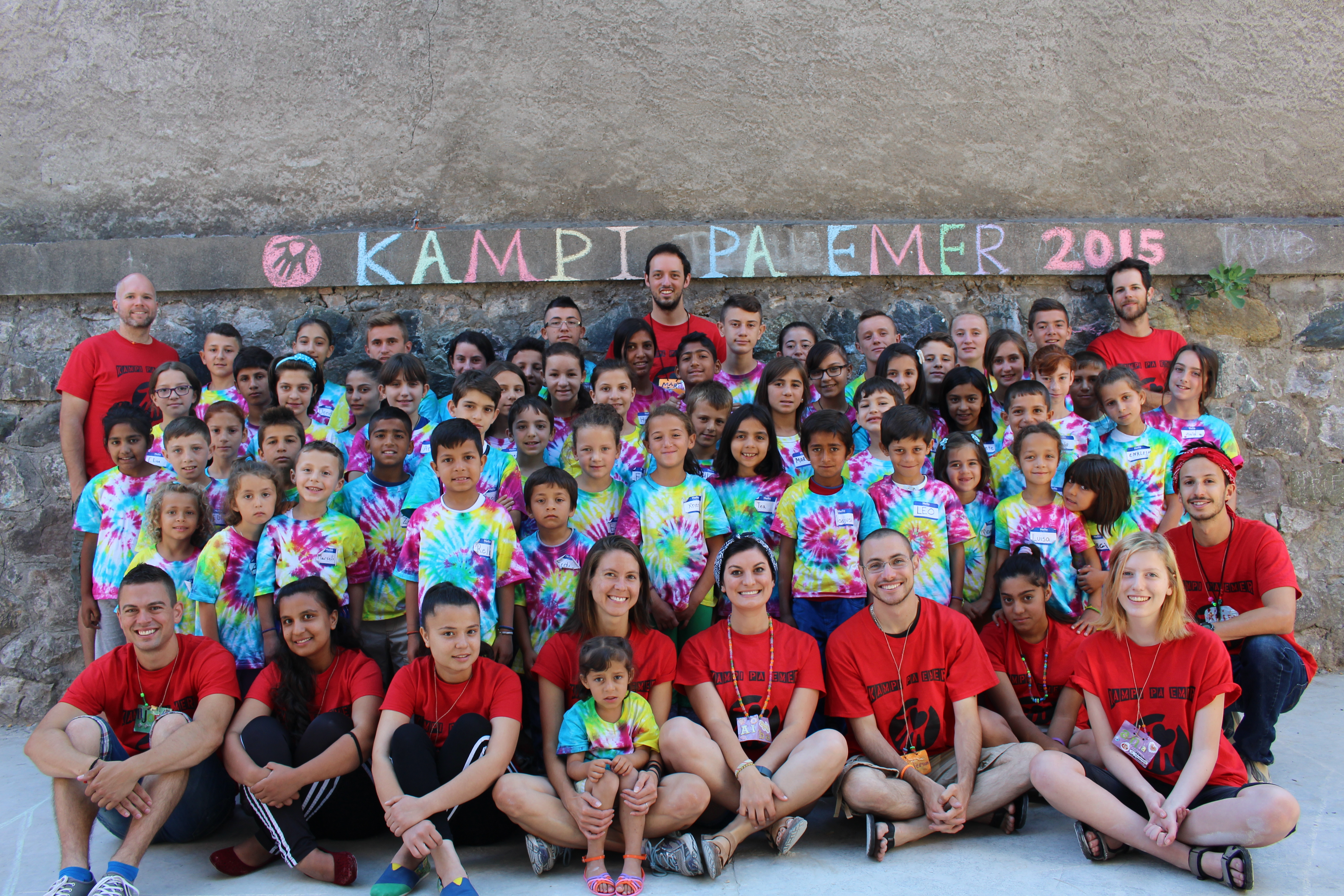 Camp No Name 2015