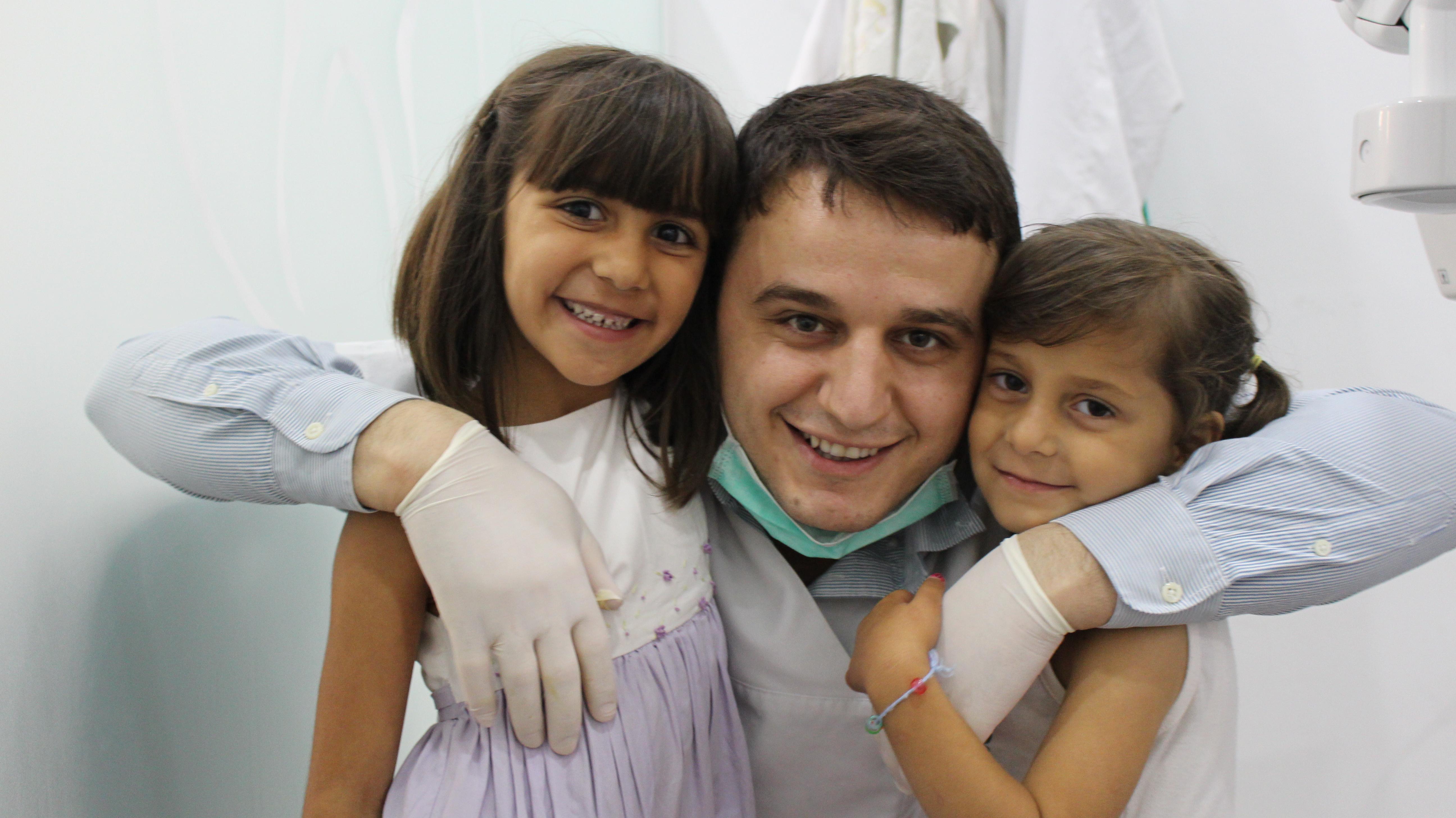 Everyone likes Dr. Zamiri