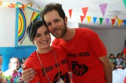Alba & Joey Deschenes, Founders