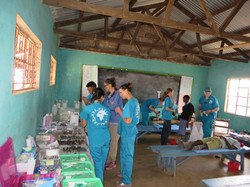 From a classroom to a dental clinic