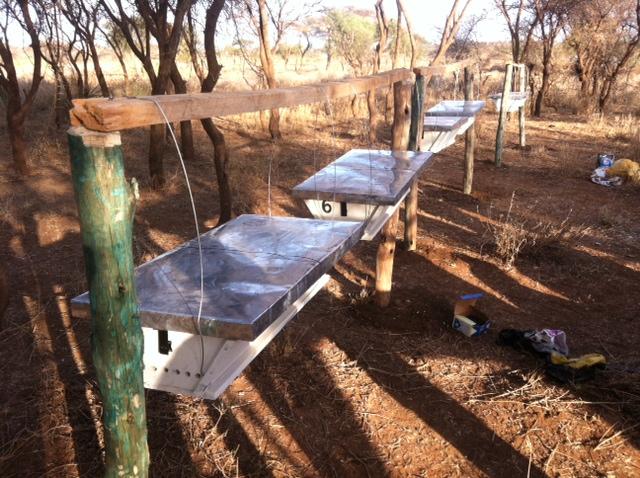Kenyan Top Bar Hives