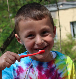 Toothbrushing with Erdi