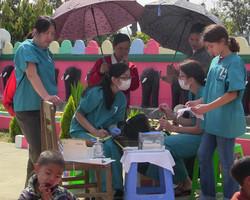 Screening patients