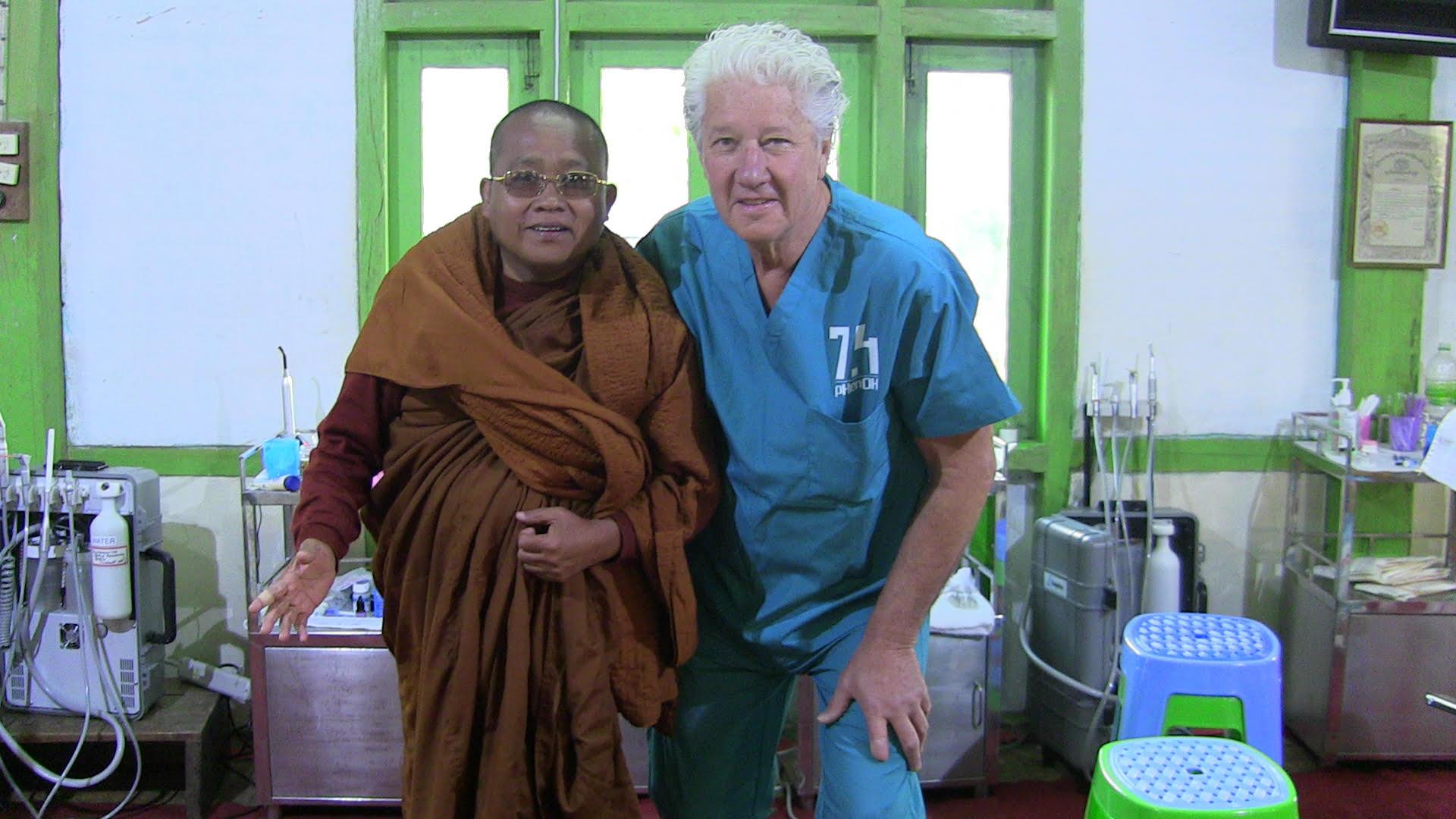 Monk and Medard