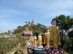 Taung Pu Lu Buddhist Monastery