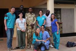 Amboseli KWS dental clinic