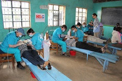 Teule Kenya dental clinic