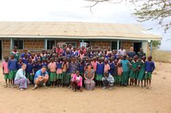 Education at remote school