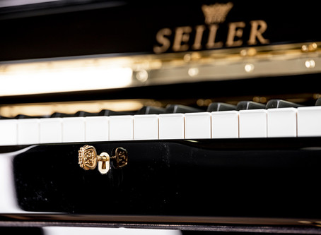 170 years of passion - SEILER Anniversary Model 122 Passion