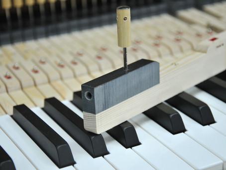 No poison inside – the leadless keyboard
