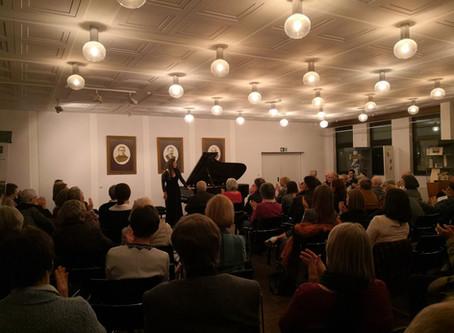 """""""Weltklassik am Klavier"""" – Concert Programme 2019"""