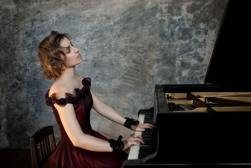 Nadejda Vlaeva   © Bild: Lisa Marie Mazzucco