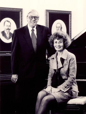 Ursula und Steffen Seiler