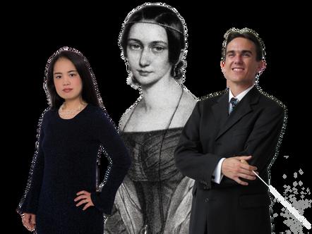 """""""Clara"""" - Konzert zum 200. Geburtsjahr von Clara Schumann"""