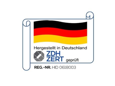 Hergestellt in Deutschland – Wir haben das neue Gütesiegel