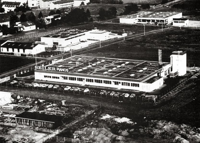 Fabrikgelände am Goldberg, Kitzingen