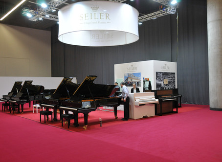 Design and Innovation - Musikmesse 2018 in Frankfurt