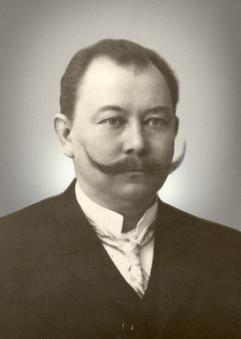 Johannes Seiler - Geschäftsführer von 1879-1923