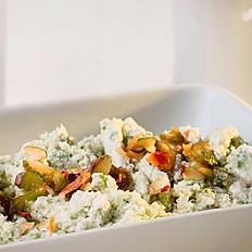 Dövme Hıyar Salatası