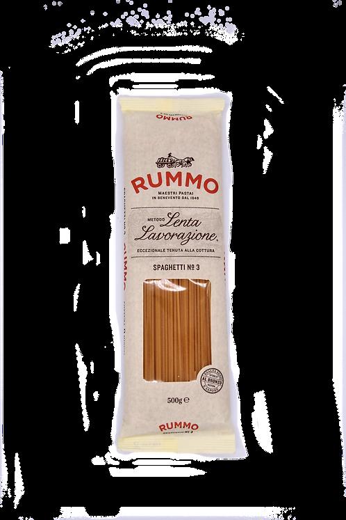 Rummo Spaghetti N°3 Hartweizengrießnudeln
