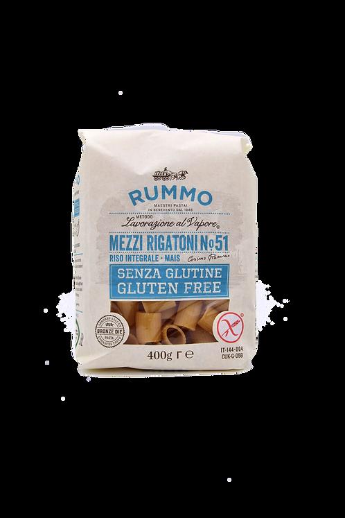 Rummo Mezzi Rigatoni | Nº 51