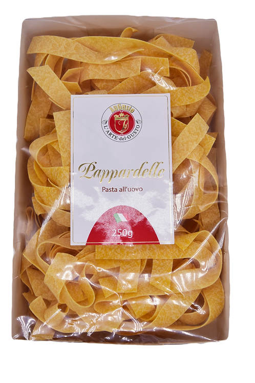 Pappardelle all'uovo Augusto