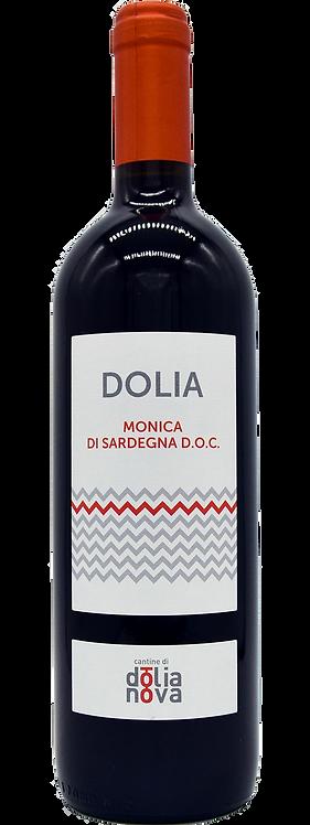 2017er Monica di Sardegna D.O.C.