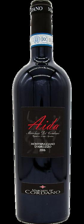 2016er Aida Montepulciano d'Abruzzo D.O.C.