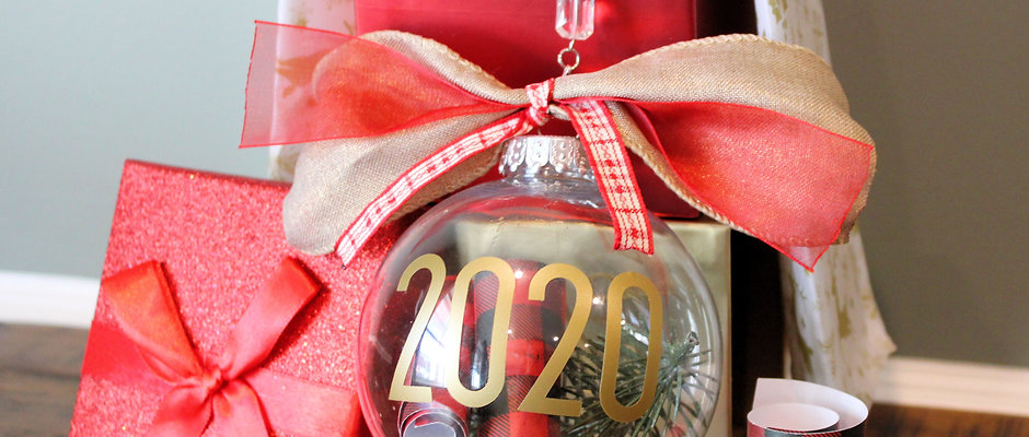 Time Capsule Ornament - 2020
