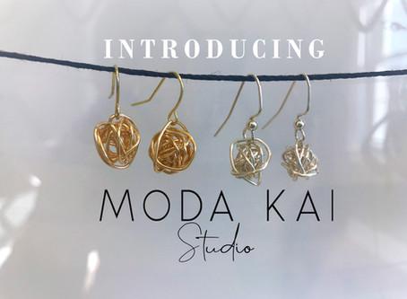 Introducing Moda Kai Studio