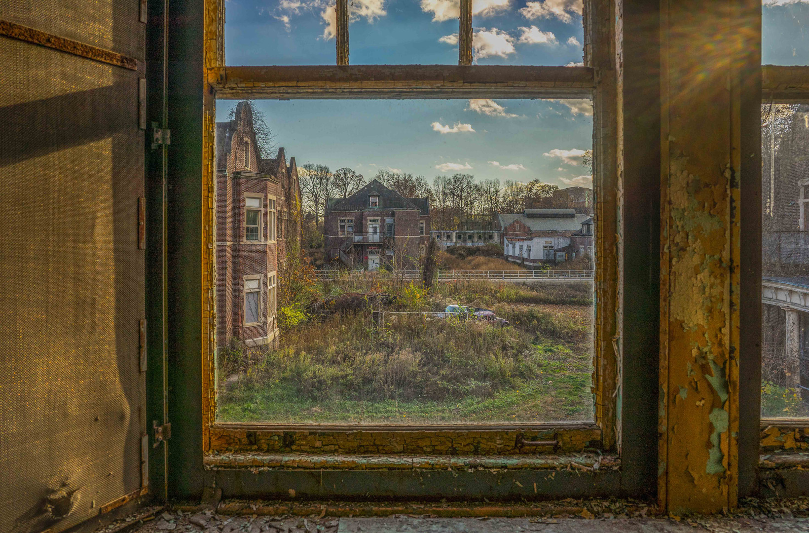 Looking Out, Pennhurst State School
