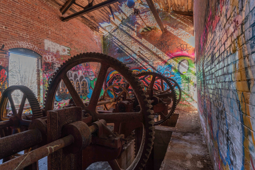 Light, Color and Rust