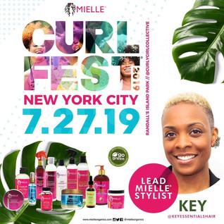 Curl Fest, NY City