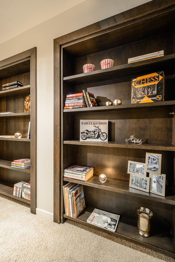 The Dwell on Despard Shelfs